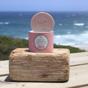 Pink Himalayan Round Soap