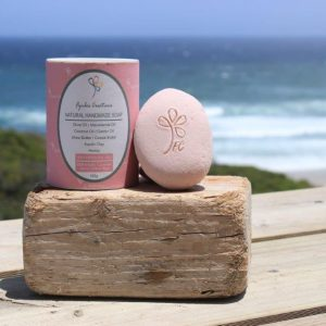 Pink Himalayan Stone Soap