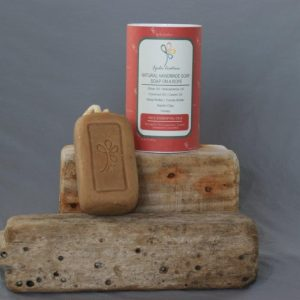 Rooibos Soap on a Rope