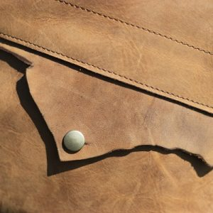 Men's Shoulder bag – Oil tan